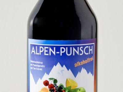 Punsch / Heißgetränke / Sirupe / Hugo