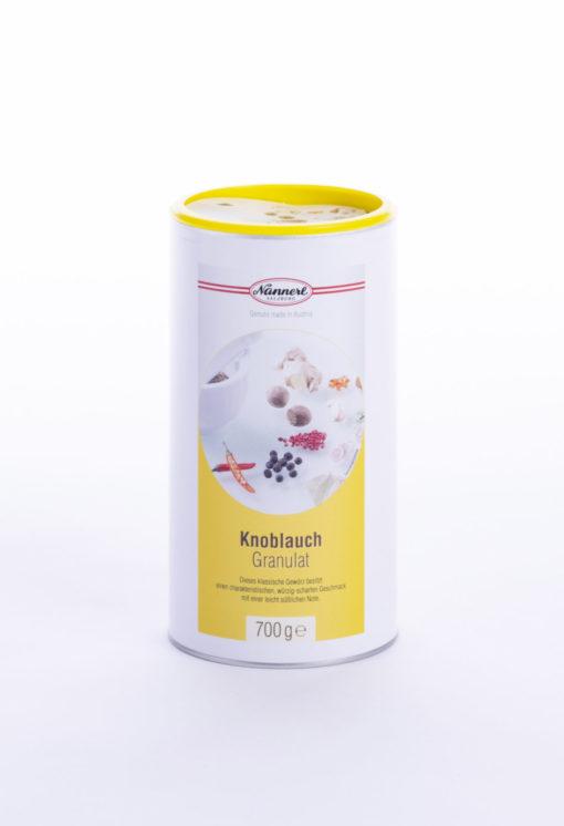 Verpackung Knoblauch Granulat
