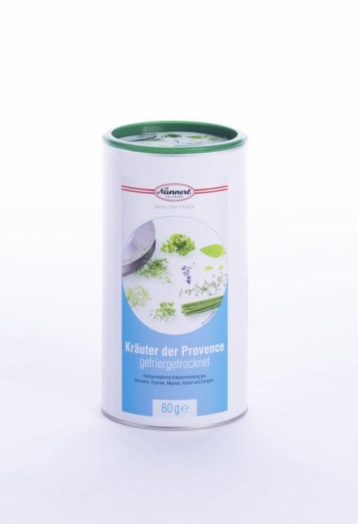 Verpackung Kräuter der Provence