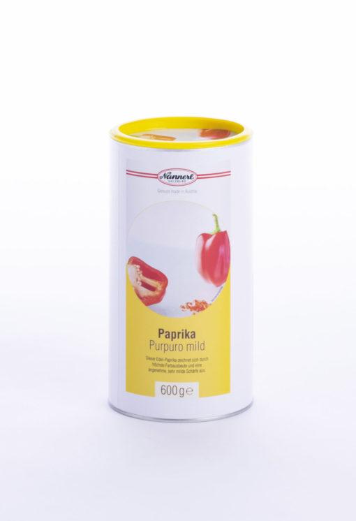 Verpackung Nannerl Paprika purpuro