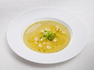 Bouillons / Klare Suppen