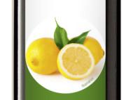 Marasca Flasche Premium-Öl Zitrone